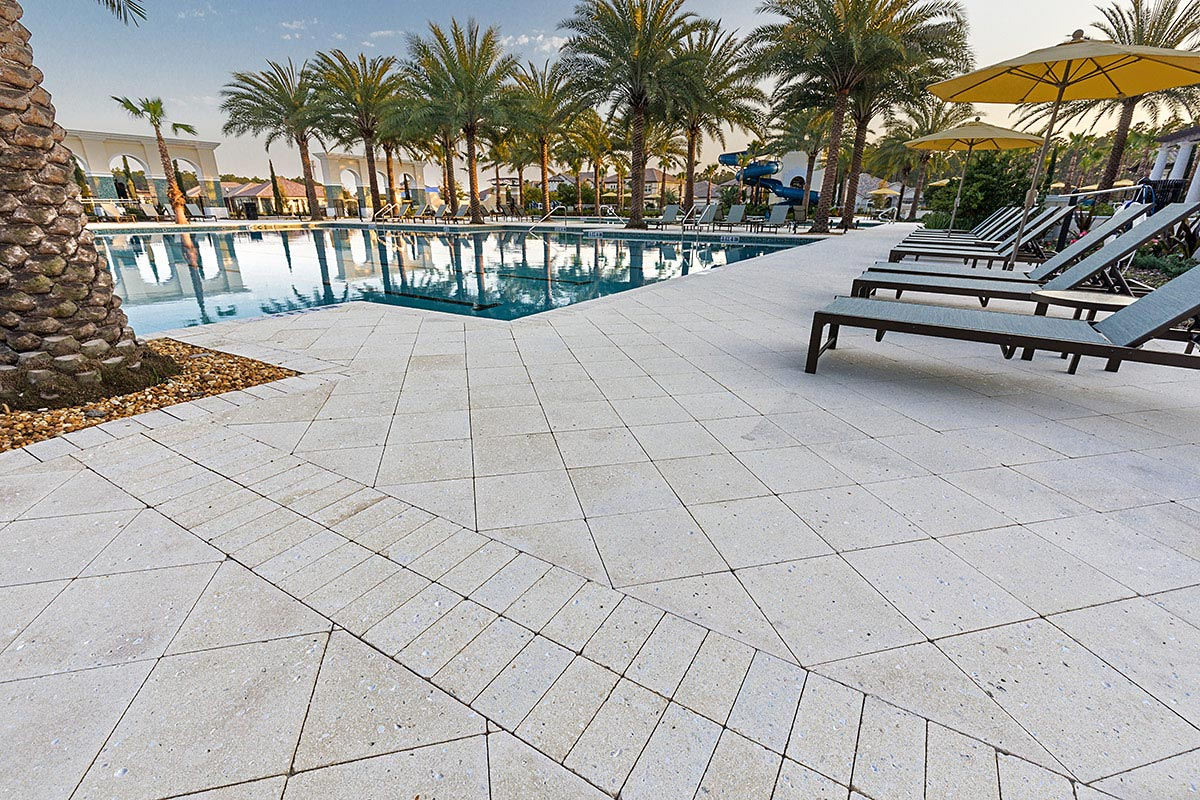 Commercial Pavers for Pools