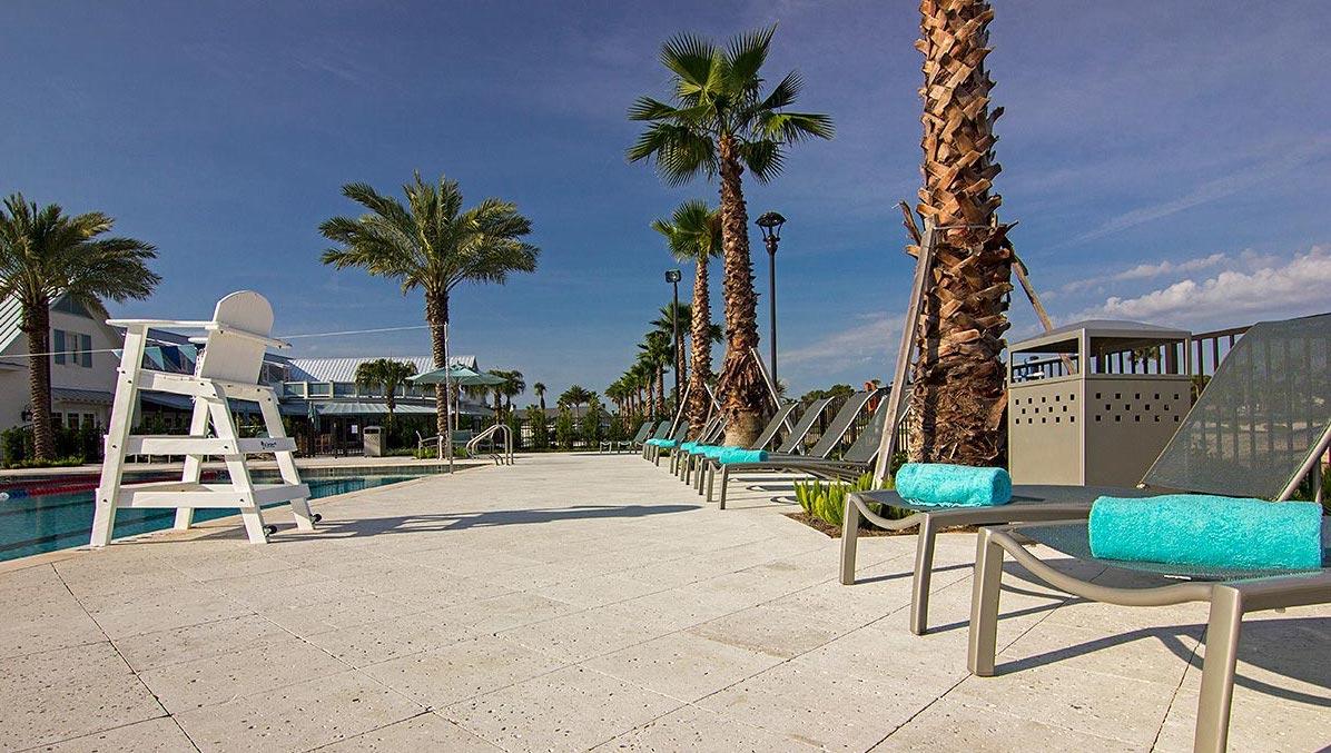 Commercial Pool Deck Pavers Destin