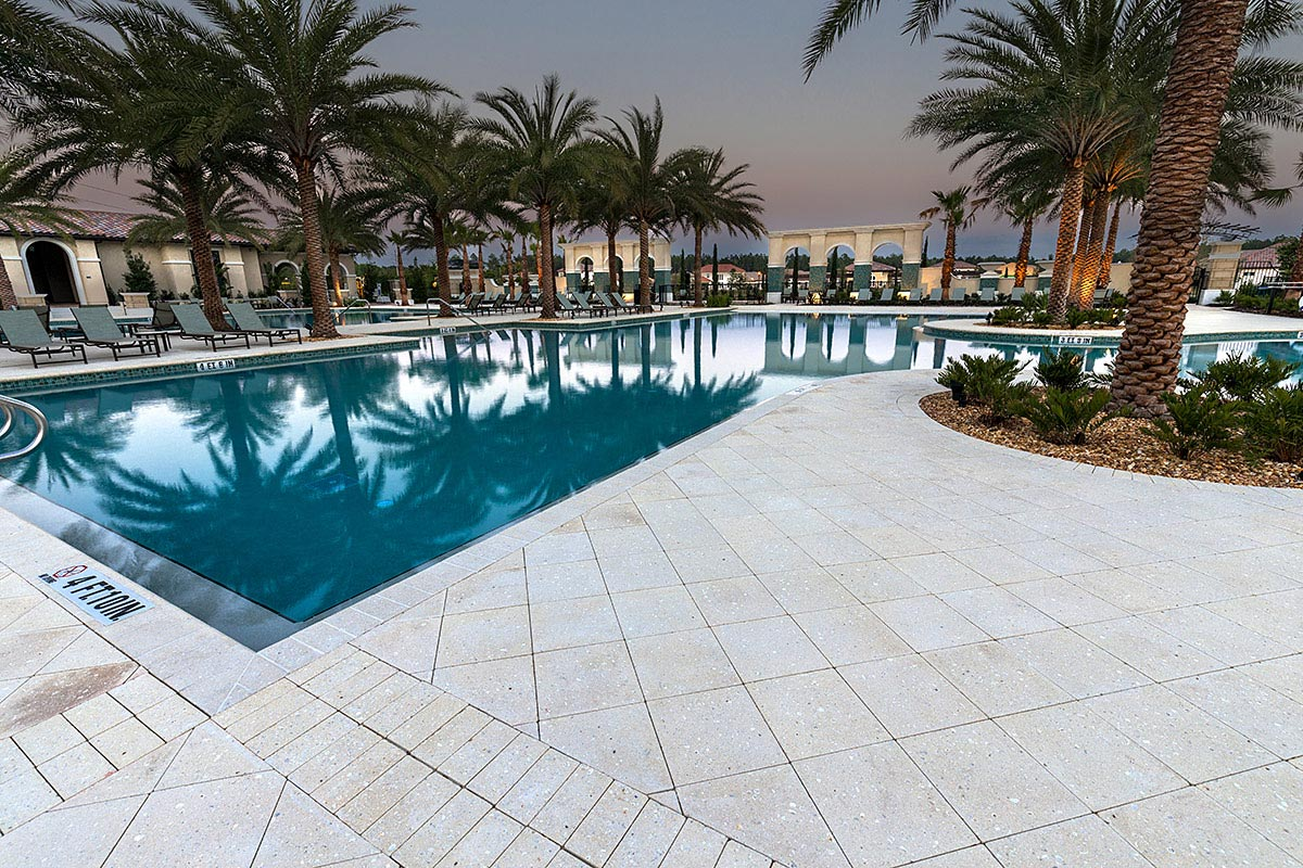 Commercial Pool Paver Company