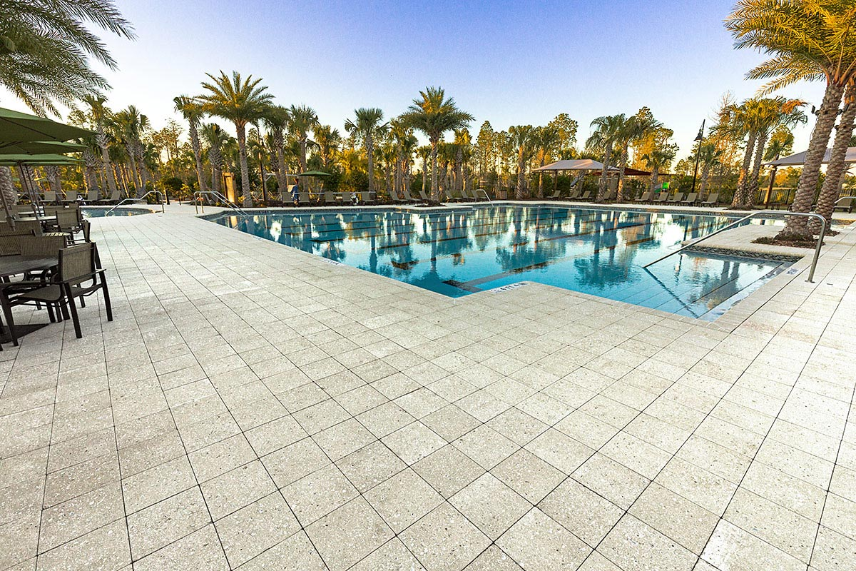 Commercial Pool Paving Ideas