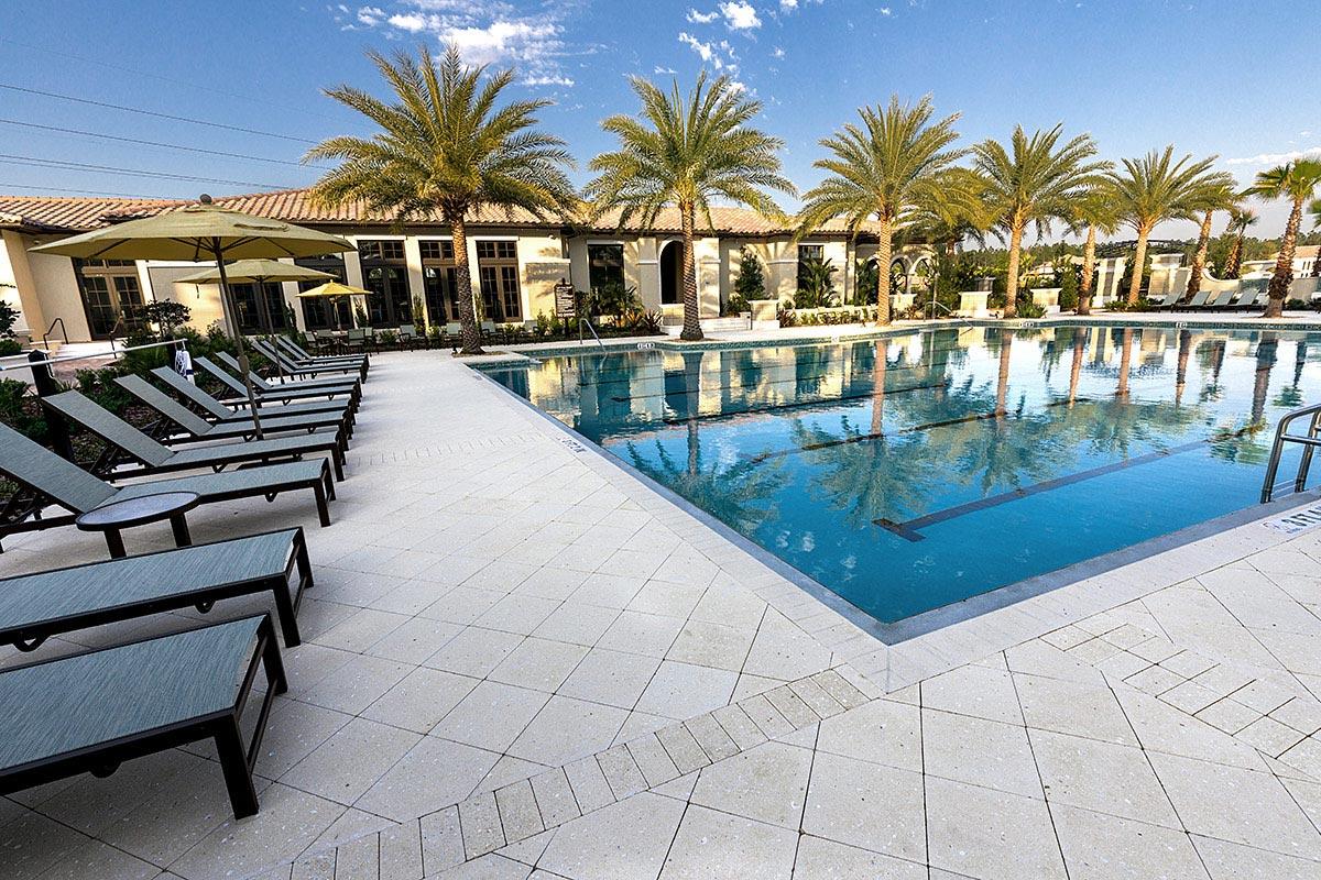 Destin Commercial Pool Patio Pavers