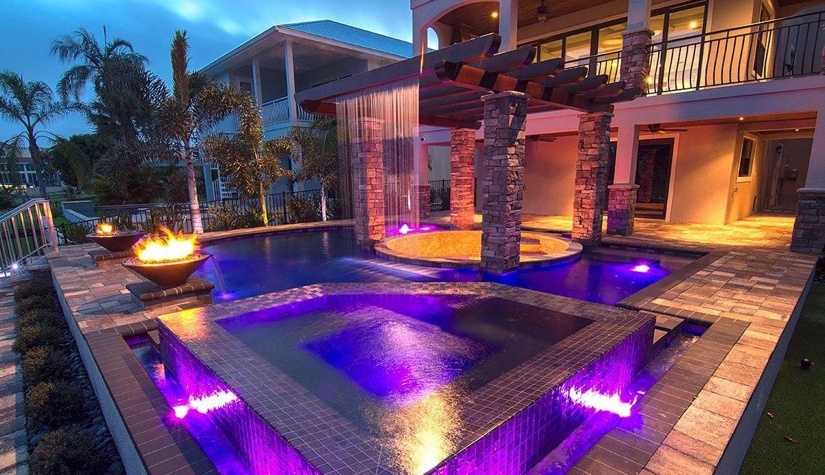 Destin Residential Pool Pavers