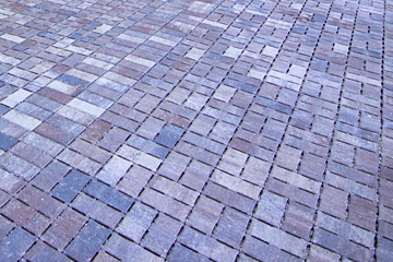 Green Collection 4x8 Permeable