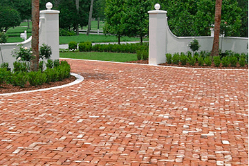 Old Detroit Reclaimed Clay Pavers