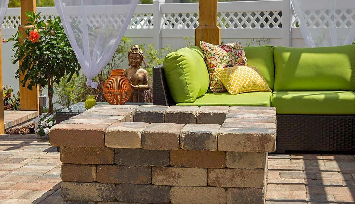 Pavers for Fire Pits