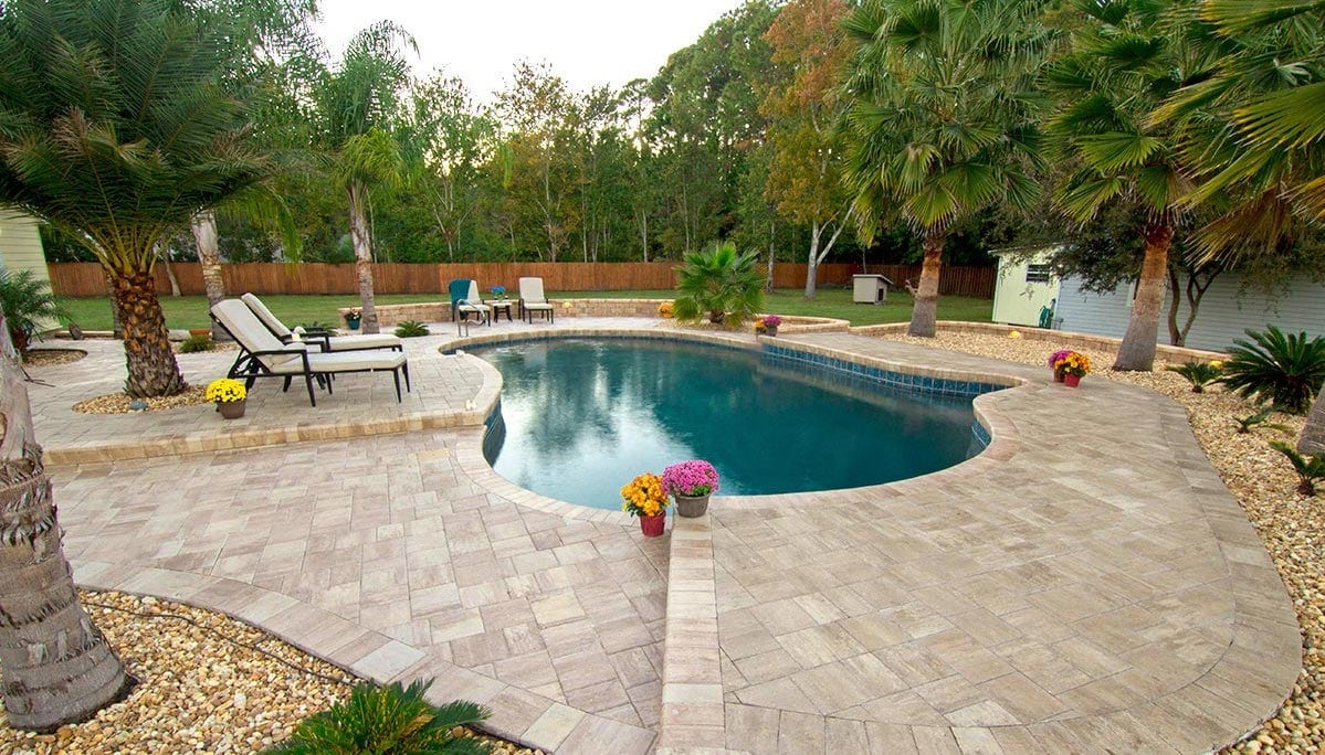 Pavers for Residential Pools