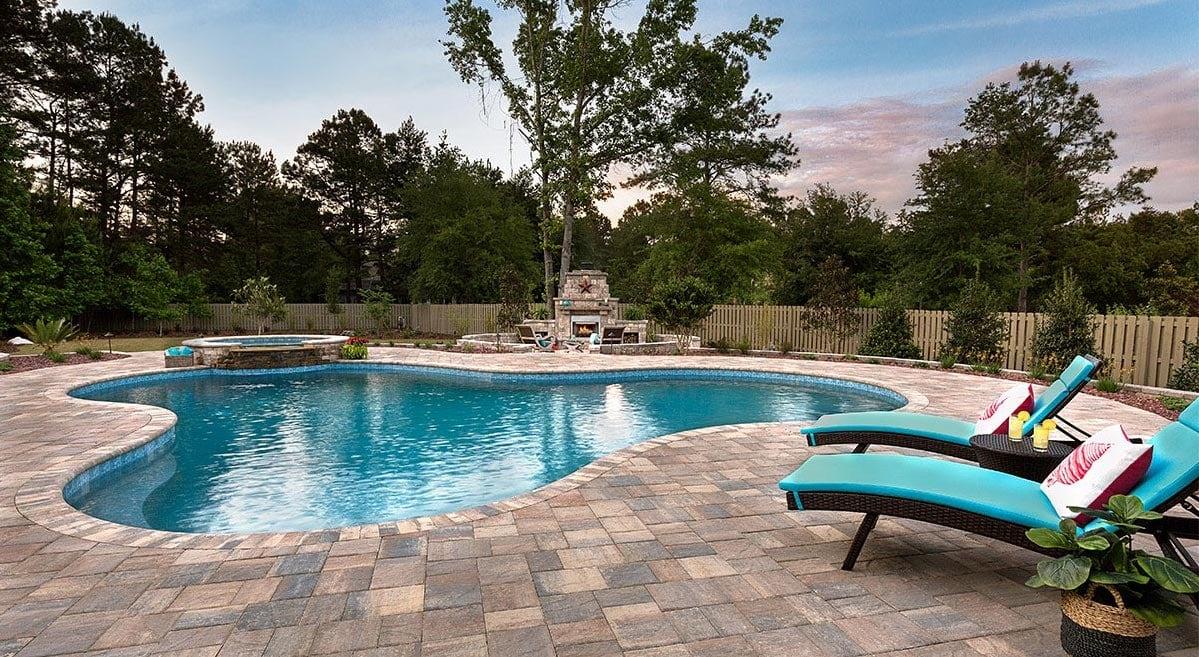 Pool Paver Design Ideas