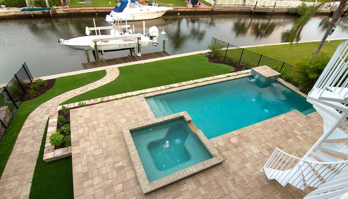 Residential Pavers for Pools