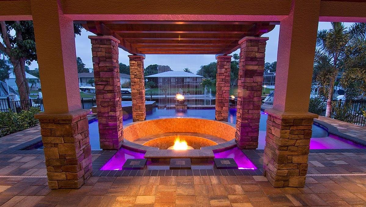Residential Pool Pavers