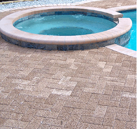 Pervious Permeable Pavers