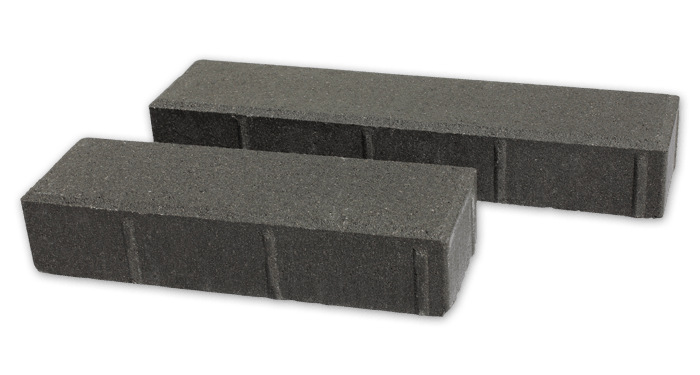 Plank Pavers Charcoal