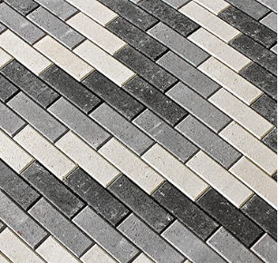 Plank Pavers White-NaturalGrey-Charcoal