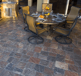 Stonehurst Antiqued Pavers - Sierra
