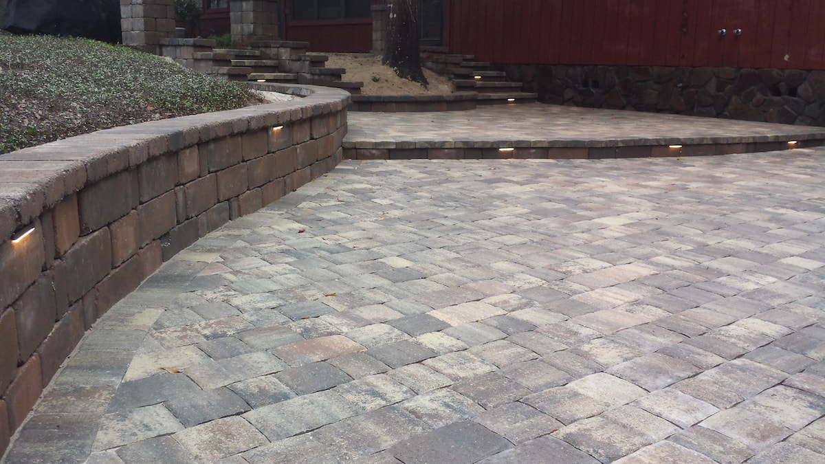 Walkway Patio Bricks