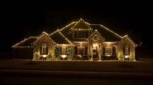 Professional Holiday Light Installation
